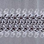 Firana haftowana markizeta ażur gipiura